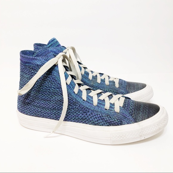 Converse x Nike Flyknit High Top Shoe 157507C